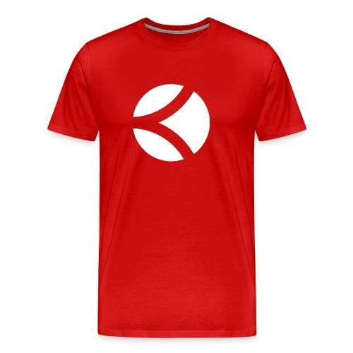 T-shirt Kalisport Rouge - T-shirt Premium Homme