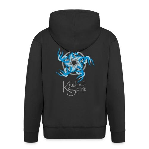 Kindred Spirit Hoodie - Men's Premium Hooded Jacket