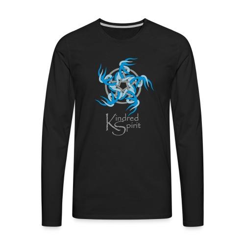 Kindred Spirit Long Sleeved T Shirt - Men's Premium Longsleeve Shirt