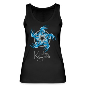Women's vest - Kindred Spirit Band - Women's Organic Tank Top by Stanley & Stella