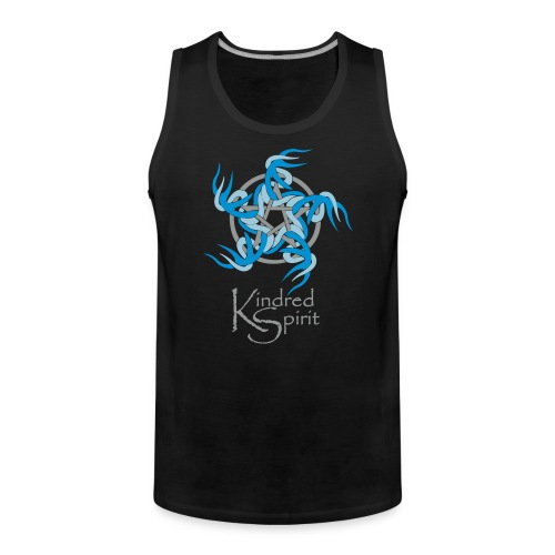 Mens vest shirt - Kindred Spirit Band - Men's Premium Tank Top