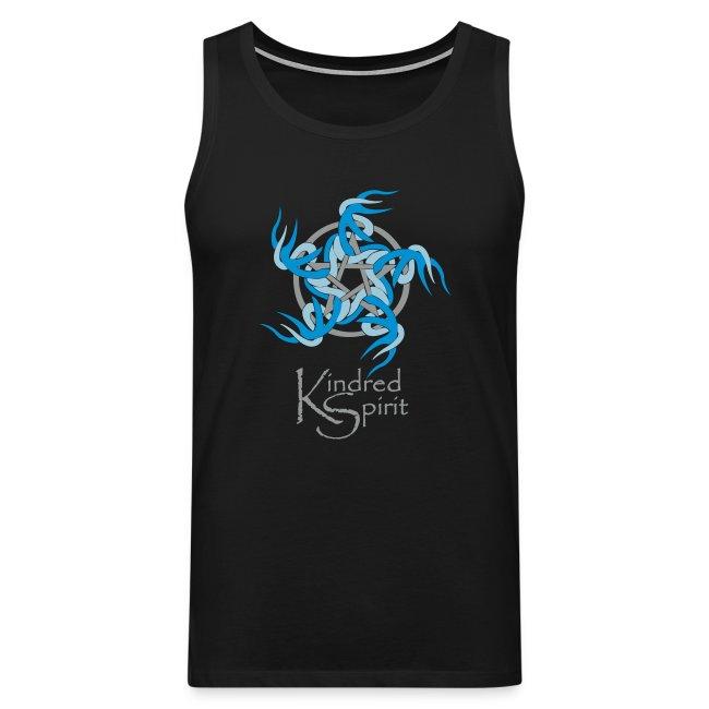 Mens vest shirt - Kindred Spirit Band
