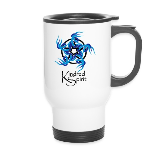 Kindred Spirit Band Travel mug - Travel Mug