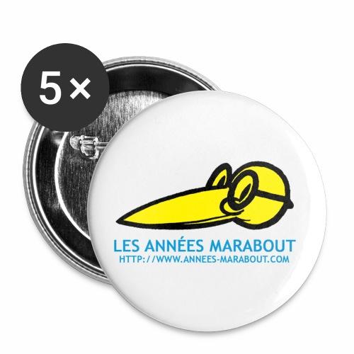 Badge Forum Marabout - Badge petit 25 mm