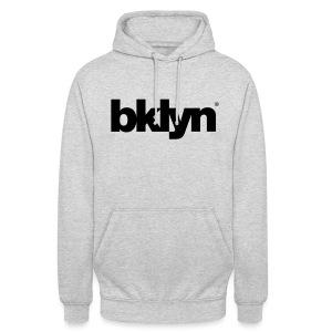 bklyn grey - Unisex Hoodie