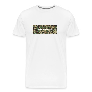 Wa Make G - T-Shirt - Mannen Premium T-shirt
