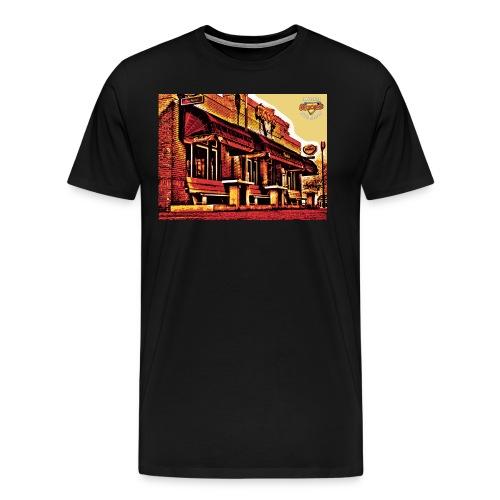 Hofstraat 3 - Mannen Premium T-shirt