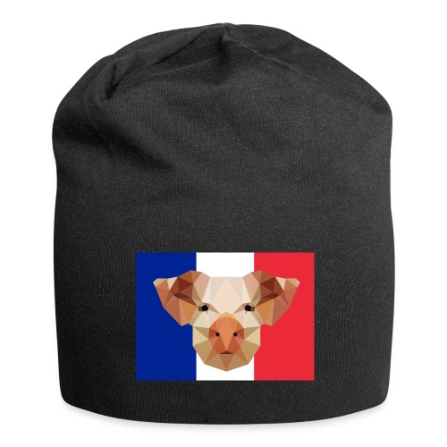 Cochon France - Bonnet en jersey