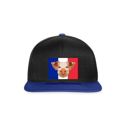 Cochon France - Casquette snapback