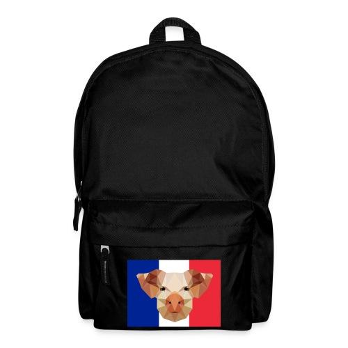 Cochon France - Sac à dos