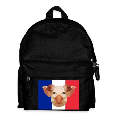 Cochon France - Sac à dos Enfant