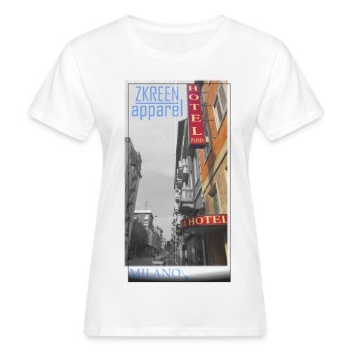 nur online ZKREEN Milano #1 - Women's Organic T-Shirt