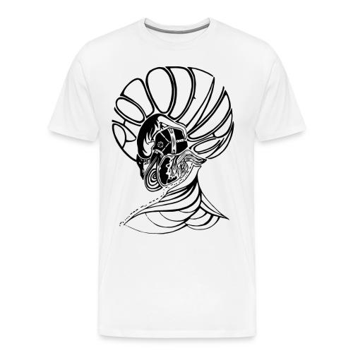 Rhododendrum Shirt Head Men - Männer Premium T-Shirt