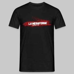 T-SHIRT BLOOD ARC LMF - T-shirt Homme