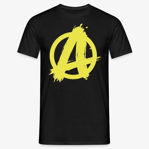 Anarchie (Men) - Männer T-Shirt