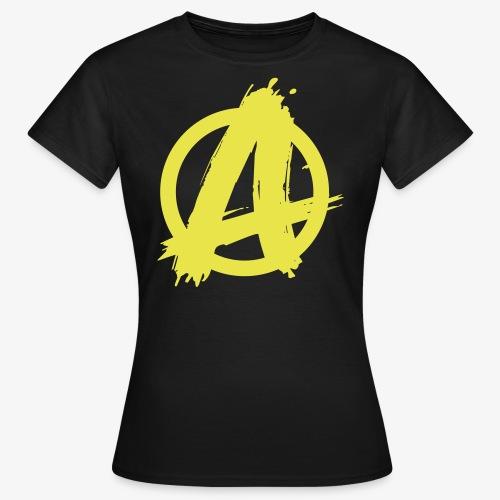 Anarchie (Women) - Frauen T-Shirt