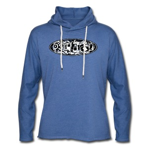 Osttirol Logo Langarm Shirt - Leichtes Kapuzensweatshirt Unisex