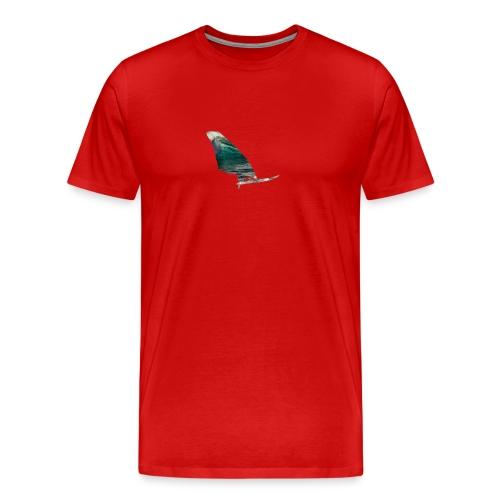 Wave-Surfer - Männer Premium T-Shirt
