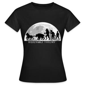 Werewolf Theory: The Change - Women's T-Shirt - Koszulka damska