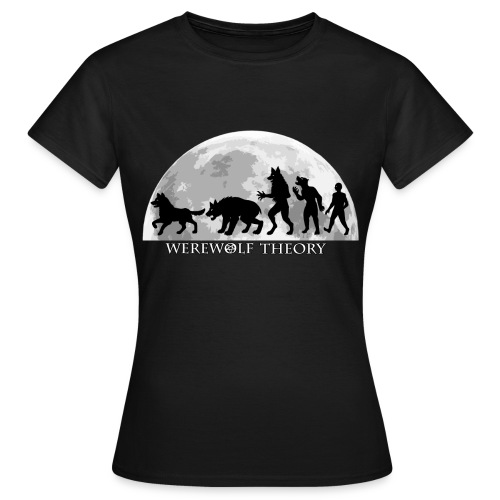 Werewolf Theory: The Change - Women's T-Shirt - Koszulka damska