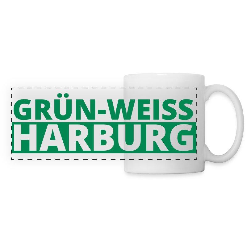 SV Grün-Weiss Harburg Panoramatasse - Match Cup - Panoramatasse
