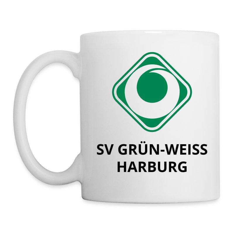 SV Grün-Weiss Harburg Tasse - Standard Cup - Tasse