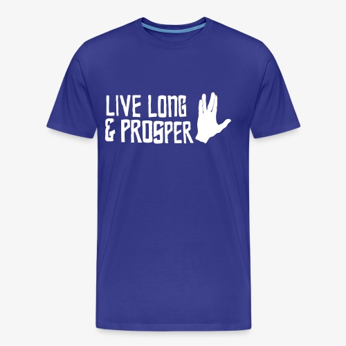 Trekkie Shirt - Männer Premium T-Shirt