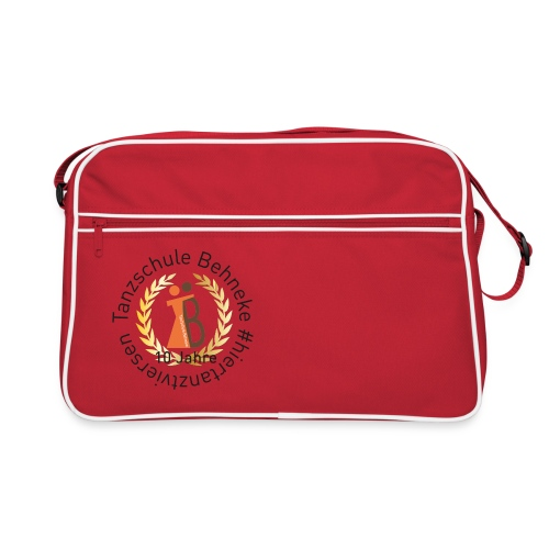 Tasche - 10 Jahre - Retro - Retro Tasche
