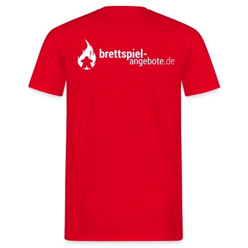 Basic T-Shirt (Männer) - Männer T-Shirt