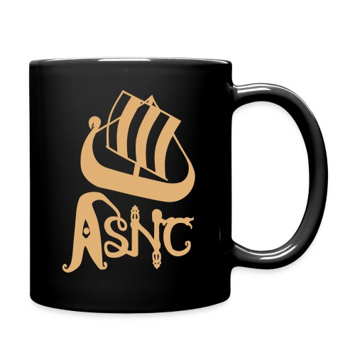 ASNC ship logo mug - Full Colour Mug