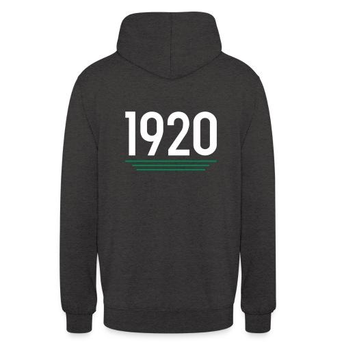 SV Grün-Weiss Harburg 1920 Hoodie - Frauen - Unisex Hoodie
