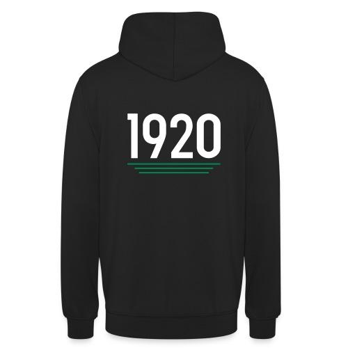 SV Grün-Weiss Harburg 1920 Hoodie - Frauen Schwarz - Unisex Hoodie
