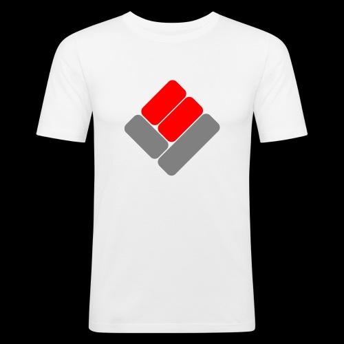 Loose Ends Colourline - Men's Slim Fit T-Shirt