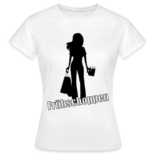 T-Shirt Frühschoppen - Frauen T-Shirt