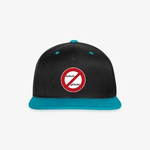 Kontrast Snapback Cap - Kontrast Snapback Cap