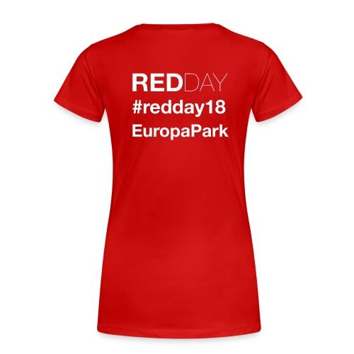Offizielles GayRedDay T-Shirt - Frauen Premium T-Shirt