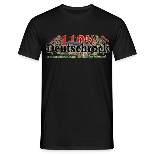 AP-Radio - Deutschrock Fans - Zusammen bringen! - Männer T-Shirt