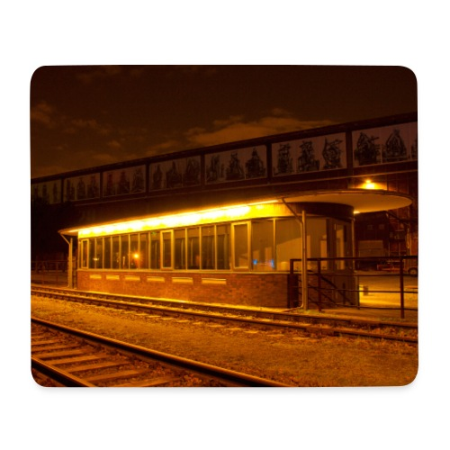 LostPlace Mousepad - Mousepad (Querformat)