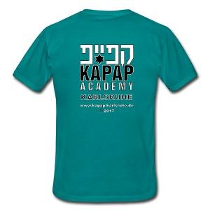 T-Shirt KAPAP ACADEMY Karlsruhe 2017 - Männer T-Shirt