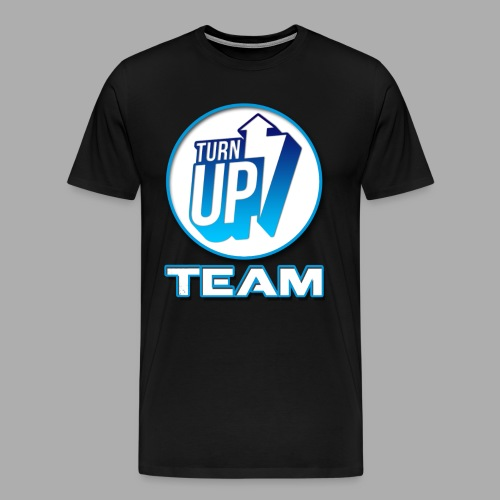 Tee-Shirt TurnUp Homme - T-shirt Premium Homme