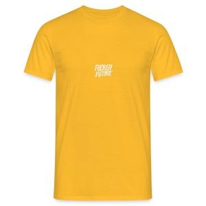 SMALL FF T-SHIRT YELLOW - Men's T-Shirt