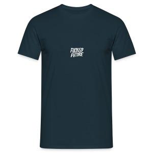 SMALL FF T-SHIRT NAVY - Men's T-Shirt