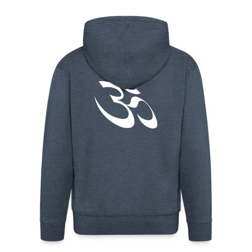 Veste à capuche Premium Homme - veste yoga homme,veste a capuche yoga homme,sweat yoga homme,manches longues yoga homme,hoodie yoga homme