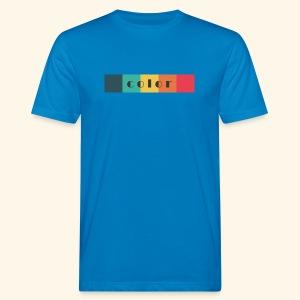 BIO color Herren - Männer Bio-T-Shirt