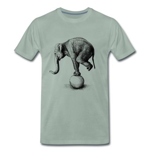 Waage - Männer Premium T-Shirt