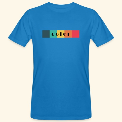 BIO color men - Männer Bio-T-Shirt