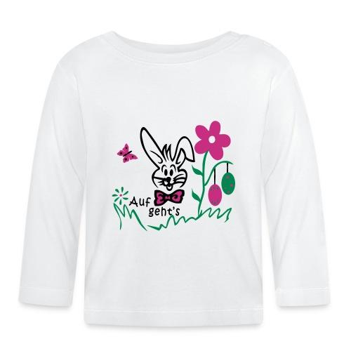 Osterhase - Baby Langarmshirt