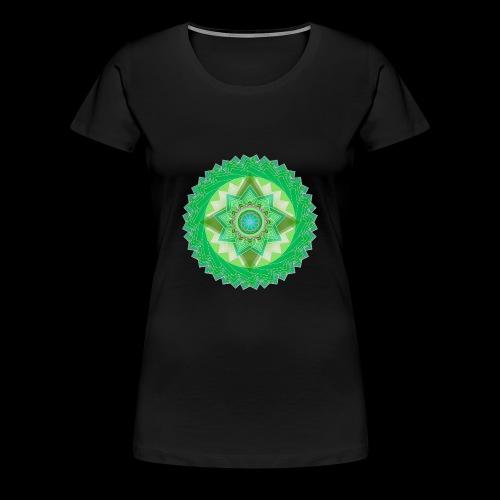 Mandala 01 - Women's Premium T-Shirt