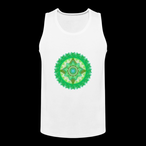 Mandala 01 - Men's Premium Tank Top