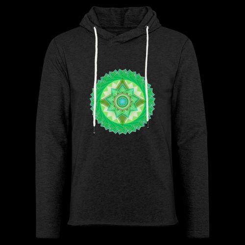 Mandala 01 - Light Unisex Sweatshirt Hoodie